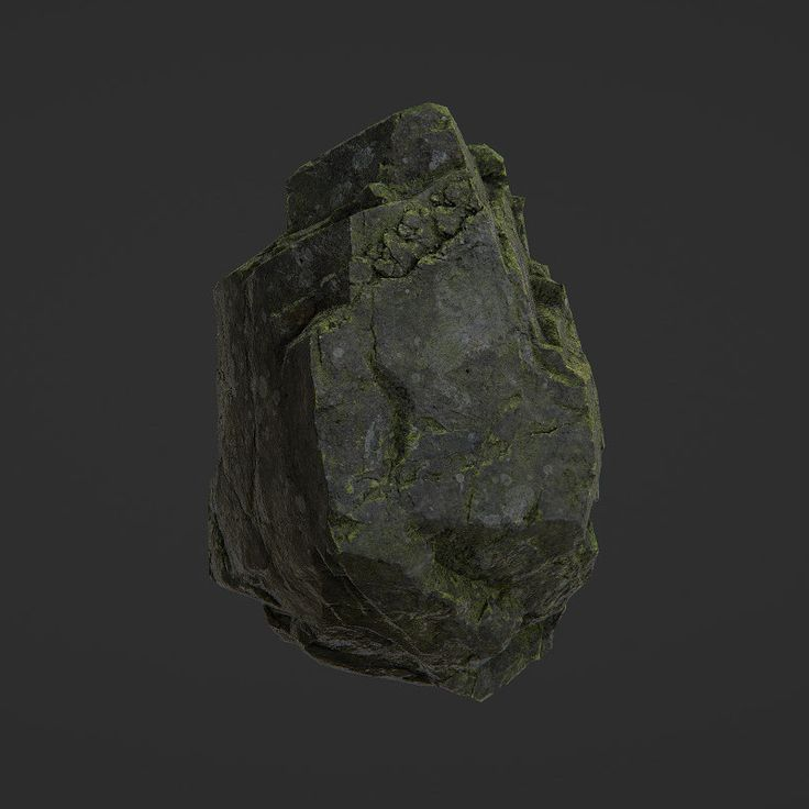 Quixel Material Test - Mossy Rock, Sam Ibbitson on ArtStation at https://www.artstation.com/artwork/K2XNy