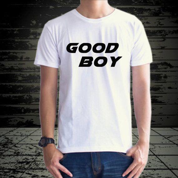 Good boy design for tshirt by klikcklukc on Etsy