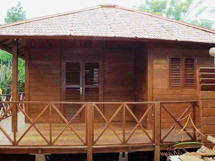 http://inrumahminimalis.com - Rumah Kayu Kelapa