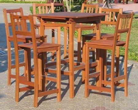 Die besten 25 Outdoor patio bar sets Ideen auf Pinterest