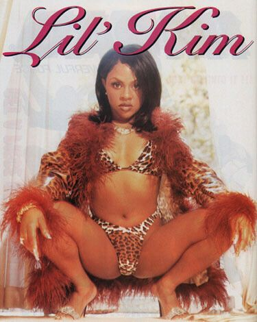Lil' Kim Should have stayed like this still m y girl doe!!! best female MC