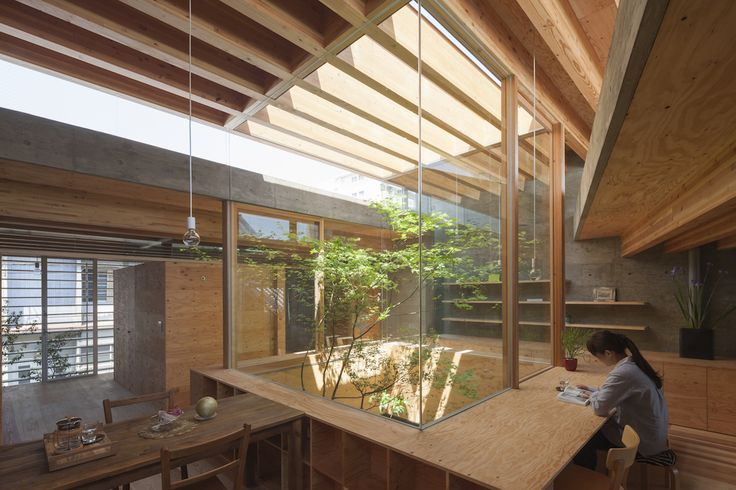 SHRIMP HOUSE BY UID ARCHITECTS - modern architecture