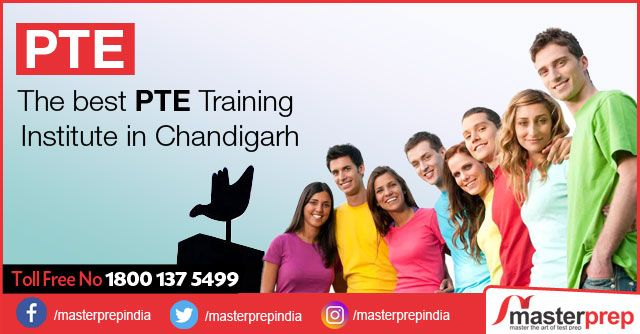 Looking for the best institute where you get expert guidance for #PTEAcademic? Your search ends at #MasterPrep – North India's leading institute for #IELTS, #TOEFL and #PTEAcademic.