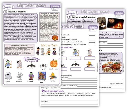 1000 images about cole anglais on pinterest flashcard cycle 3 and english - Christmas cycle 3 ...