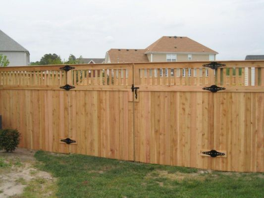 Fence Pro - Wood Fences