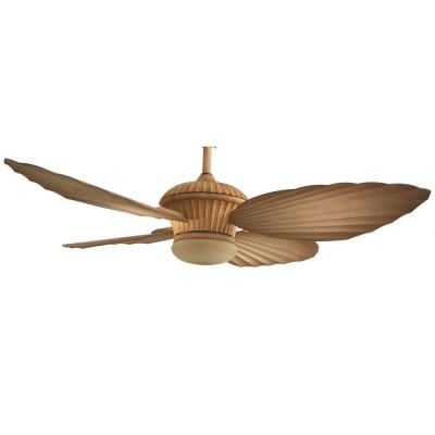 Home Decorators Collection Tropicasa 54 In Bahama Beige Indoor Outdoor Ceiling Fan Ceiling