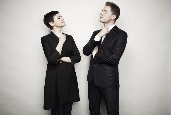 Josh Dallas and Ginnifer Goodwin - Photoshoot / Outtakes (2012) - Josh Dallas Photo (31782536) - Fanpop fanclubs