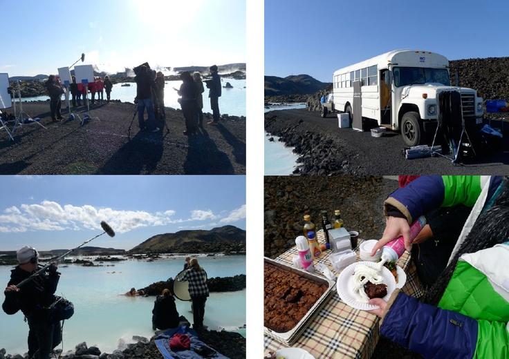 Huippumallit Islannissa / Paradise of Iceland by Kirsi Nisonen