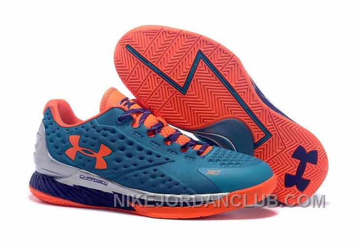 Find Lastest Under Armour Curry One Low Women Blue Silver Orange Sneaker  online or in Footlocker. Shop Top Brands and the latest styles Lastest  Under Armour ...