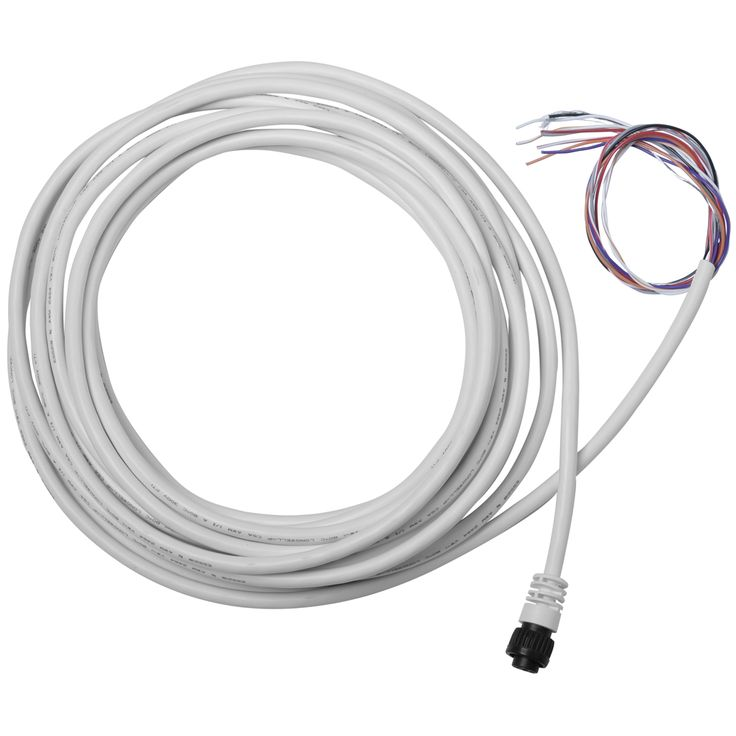 Garmin NMEA 0183 Power/Data Cable - https://www.boatpartsforless.com/shop/garmin-nmea-0183-powerdata-cable/