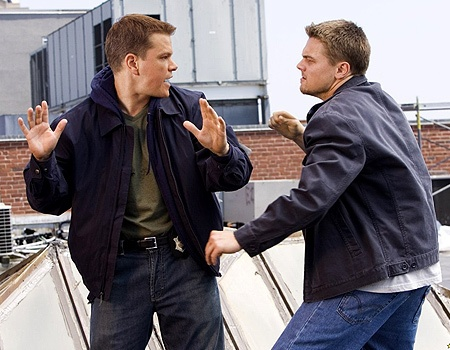 The Departed favorite scene