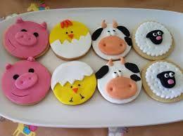 Resultado de imagen para tortas de cumpleaños con animales de granja