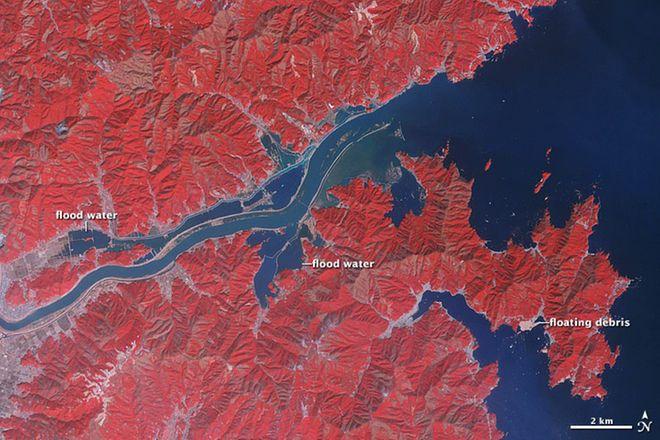 After: Kitakami River
