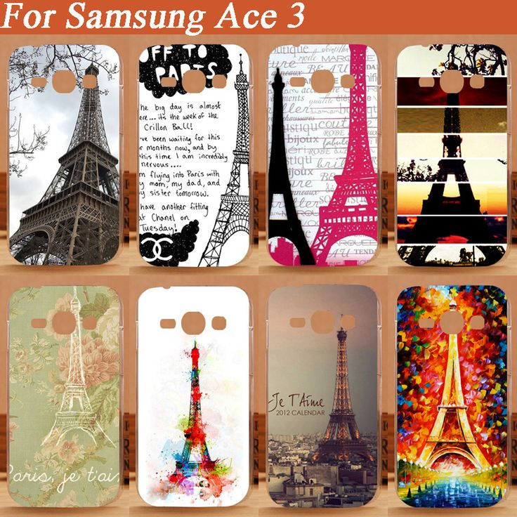 case For Samsung Galaxy Ace 3 III S7270 S7272  Painting pattern Eiffel Towers design hard  cover Cases For Samsung Galaxy Ace 3 #clothing,#shoes,#jewelry,#women,#men,#hats,#watches,#belts,#fashion,#style