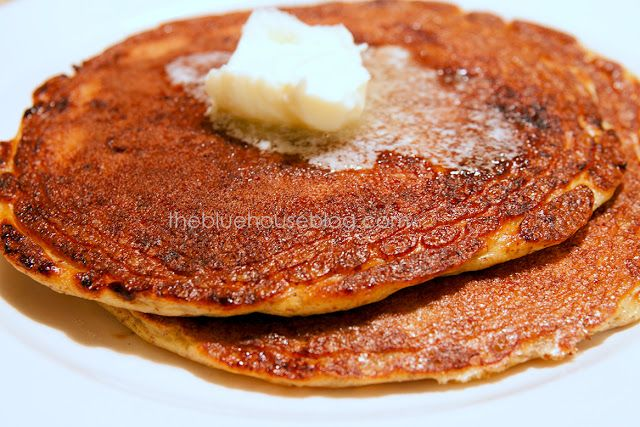 The Blue House Blog: {Trim Healthy Mama} Emily's S Pancakes.