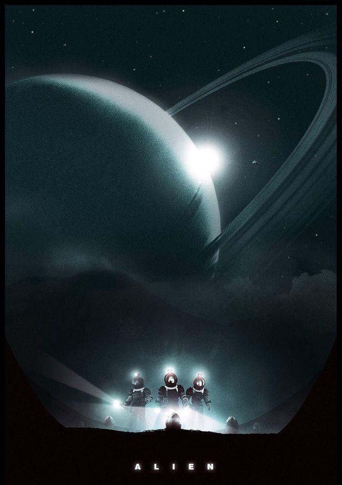 Alien by Noble-6