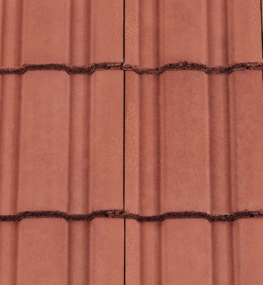 Redland Renown Roof Tiles – Roofing Outlet. Terracotta colour. Superb value for money.