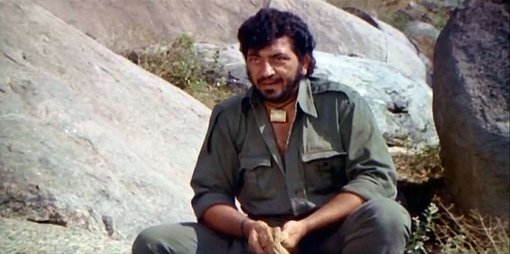 """...sleep or else Gabbar Singh will come!"" 