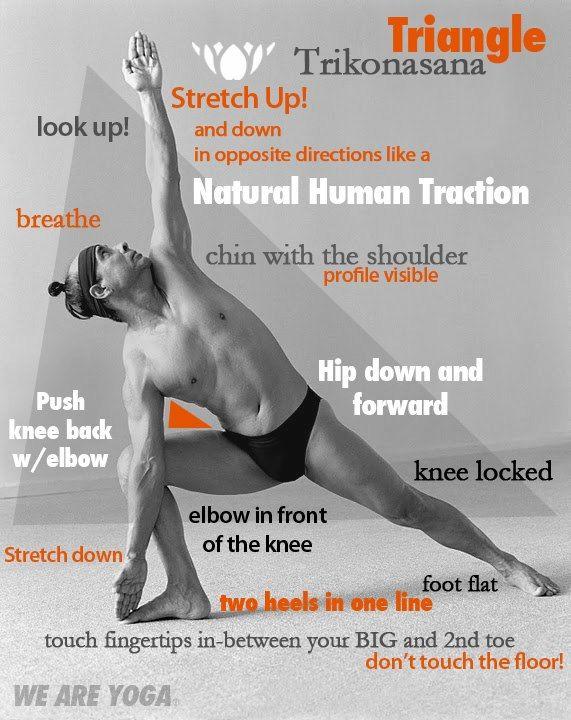 Bikram yoga 9th pose: Triangle pose-Trikanasana