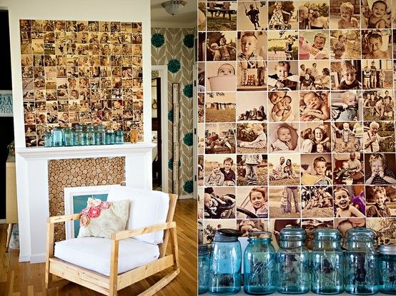 """Get a large Perspex frame, a disposable camera, lots of photos, and some old magazines. Make a collage of all your best moment and fun nights out. Also include pictures of celebs she/he fancies, cool pics, cut up letters to spell words, make up little comics pieces with speech bubbles, and whatever else you can think of! Wrap carefully with tissue paper including the camera with a tag on it saying ""For new memories"", and make sure it's well padded then tie with a bow."""