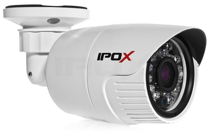 Kamera IPOX THD2223T   Kamery tubowe IP ------------   Sony Exmor IMX222 2MPX  1920x1080 @ 25fps  #ip #cctv #camera #fullhd #ipox