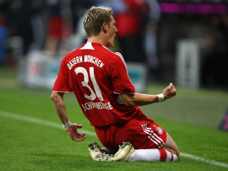 Schweinsteiger, Fc Bayern Munich