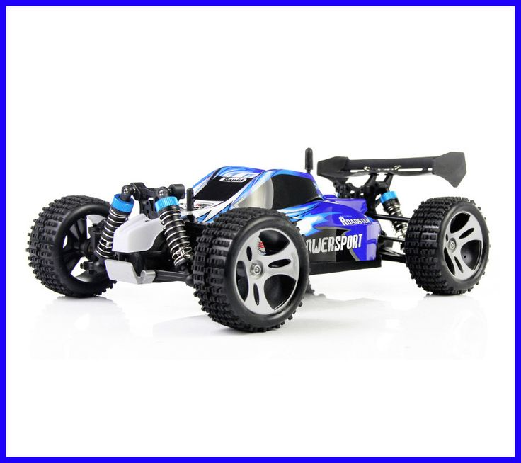 Wltoys A959 2.4G Radio Remote Control RC Car Kid Toy Model Scale 1:18 New Shockproof Rubber wheels Buggy Highspeed Off-Road //Price: $63.16 & FREE Shipping //     #RCCar