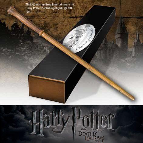 Harry Potter - Bacchetta Magica di Molly Weasley http://www.coltelleriacollini.it/harry-potter-bacchetta-magica-di-molly-weasley/