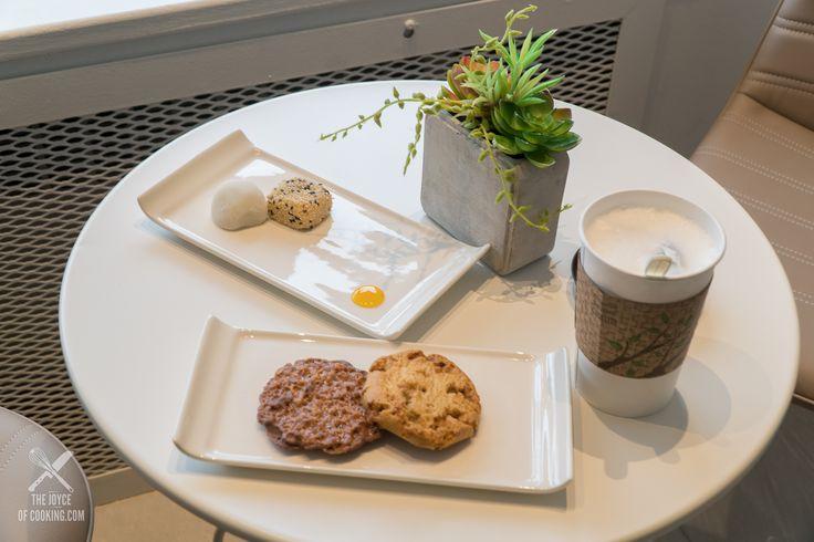 Come and meet Milton's newest cafe- Arbour Café! (psst- they've got bubble tea)
