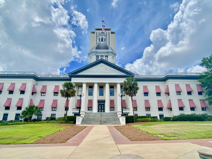 A Visit to the State Capital in 2020 Tallahassee