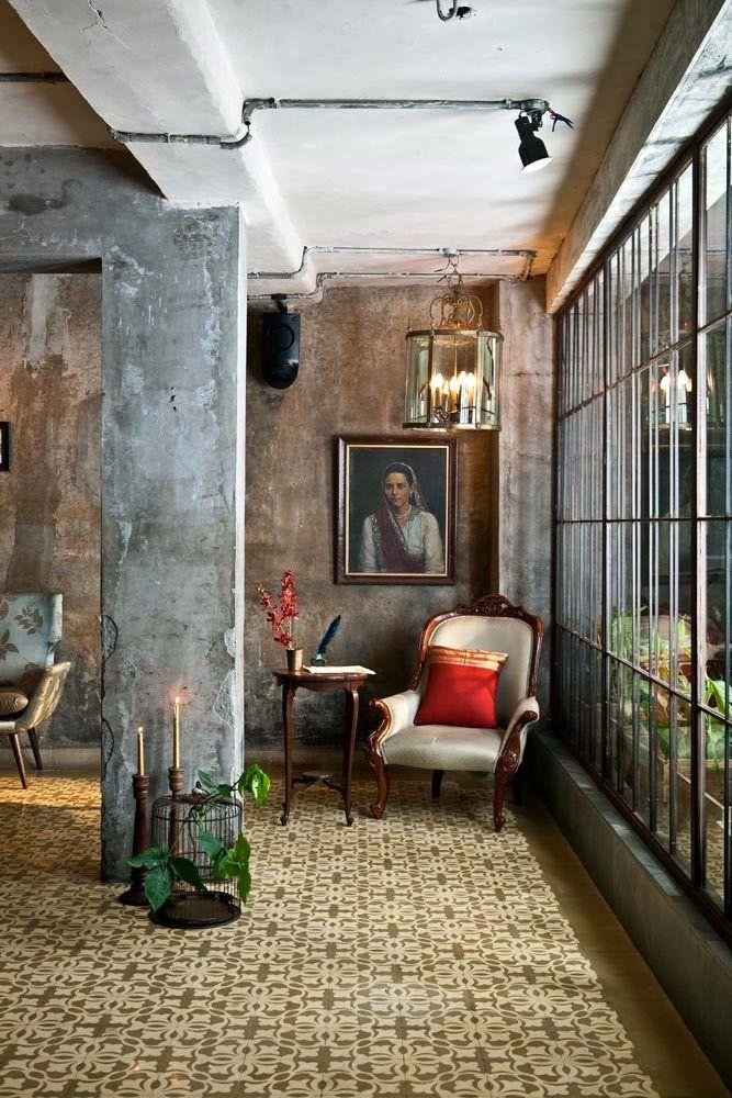 """Foto """"pinnata"""" dai nostri lettori Emanuela e Fabio di CAfeLAB Interiors, materiali e colori del 2013"""