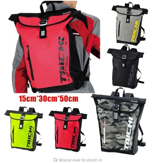 2016 RSB271 Motorcycle Backpack Top Racing moto bag multi-function backpack Motorbike bag Knight package #Motorcycle Backpacks