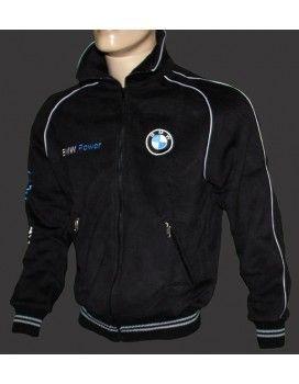 BMW Black Fleece Jacket For  €27.99  From http://autofanstore.com