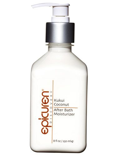 Epicuren Kukui Coconut After Bath Moisturizer - been using this for a year & my skin has never felt better! I use the whole line but this is a superstar