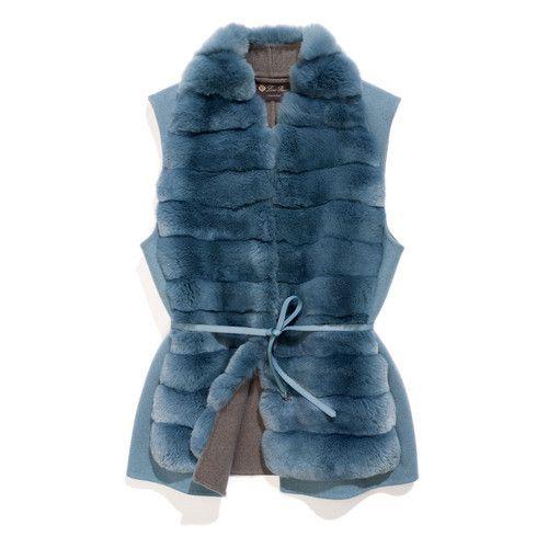 Loro Piana riley short -  Chinchilla & Baby Cashmere Double Jersey