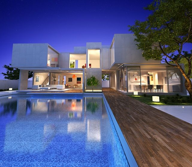 Long Linear Pools Joining The House Google Search