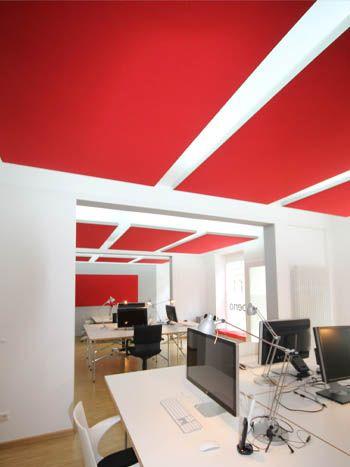 Büro Akustik: Durch Akustik Paneele verbessert
