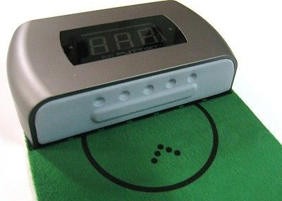 Putting Greens and Aids 36234: Puttist Basic Smart Golf Putter Putting Game Trainer Digital Silver -> BUY IT NOW ONLY: $149.99 on eBay!