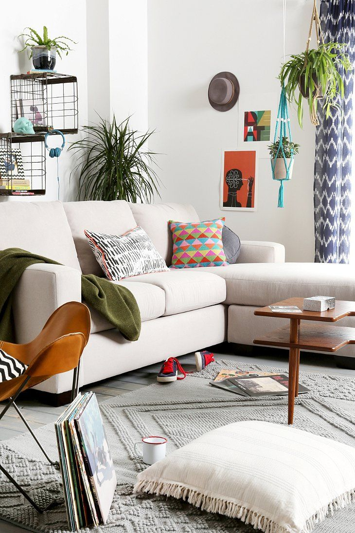Maxwell Sectional Sofa - Urban Outfitters