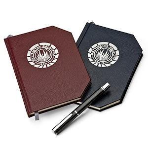 Battlestar Galactica Notebook