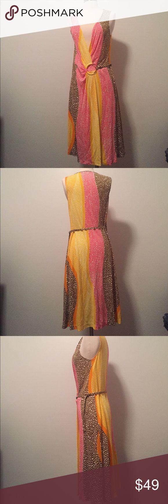 Trina Turk Dress Trina Turk Dress Size 6-worn once Trina Turk Dresses
