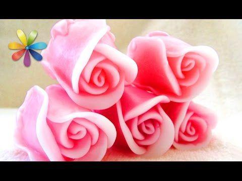 Цветы из мыла своими руками – Все буде добре. Выпуск 702 от 10.11.15