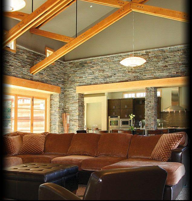 15 best pro fit ledgestone images on pinterest for Interior ledgestone