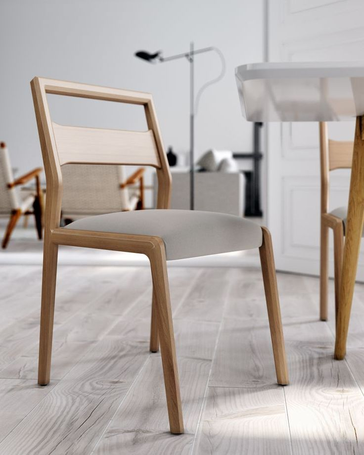 Shop Rove Concepts For Well Crafted Customizable And Affordable Modern Mid Century Dining Side Chairs