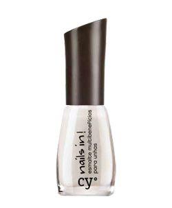 Cyº nails in! de Cyzone - Todo lo que buscas en un esmalte (Tono White in) #PrimerasVecesbyCyzone