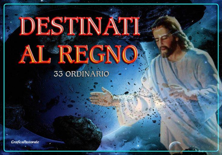 33 domenica ordinario (15 novembre 2015)