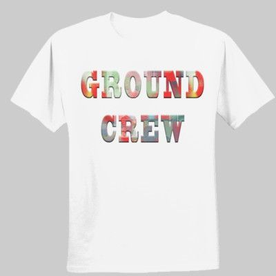 Ground Crew  Outfit your support crew.