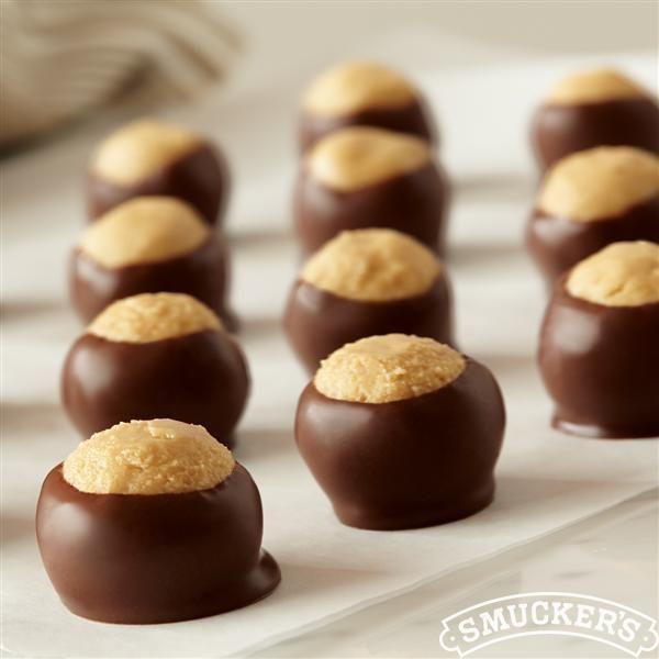 Peanut Butter Buckeyes from Smucker's®