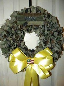 Memorial Day Wreaths Diy Front Doors