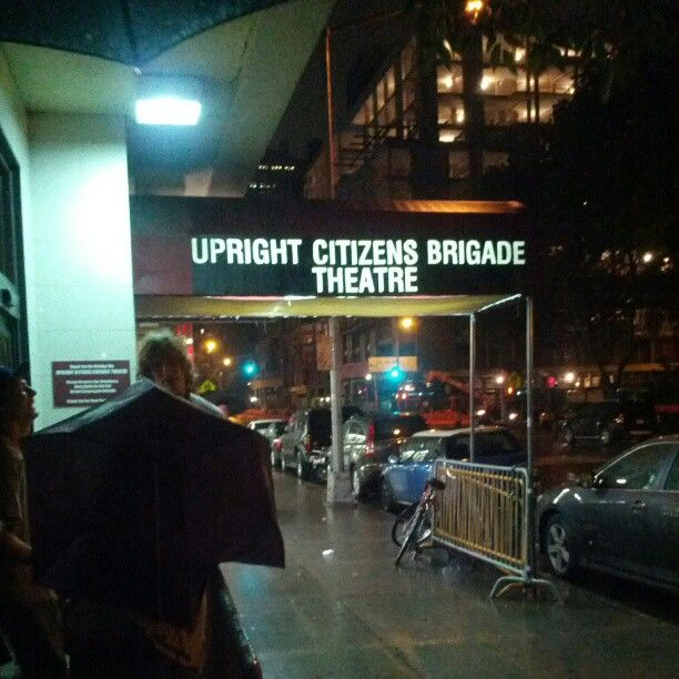 Upright Citizens Brigade Theatre in New York, NY -- DONE